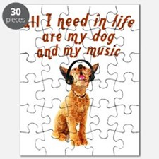 dog-and-music Puzzle