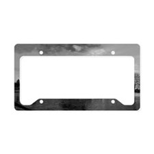 River Ouse License Plate Holder