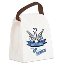 GP and Fergs Canvas Lunch Bag