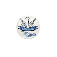 GP and Fergs Mini Button