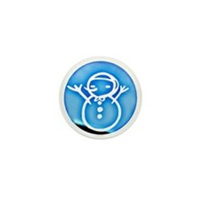 jh ornament final Mini Button