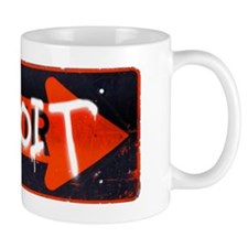 Detroit Detour Small Mug