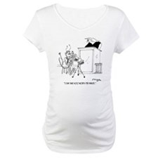6611_court_reporter_cartoon Shirt