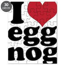 I Heart Eggnog Puzzle