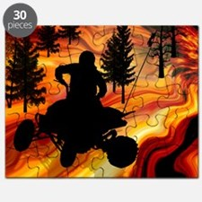 ATV on the Road from Hell Puzzle