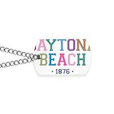Daytona Beach 1876 B Dog Tags
