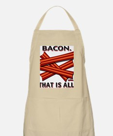 baconthatisall-2011-poster Apron