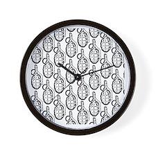F1 array for flip flops medium Wall Clock