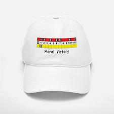 Moral Victory black Baseball Baseball Cap