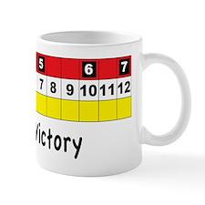 Moral Victory black Mug