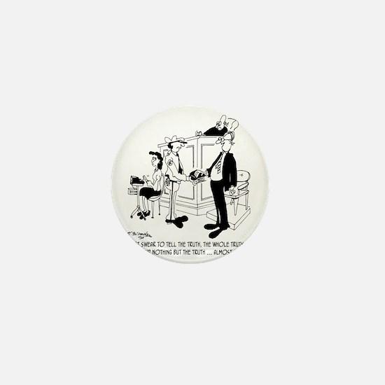 5111_court_cartoon Mini Button