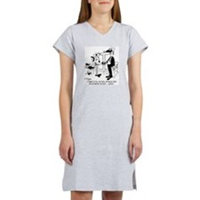5111_court_cartoon Women's Nightshirt