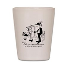 5111_court_cartoon Shot Glass