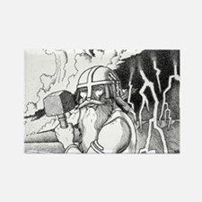 thor14x10_print Rectangle Magnet