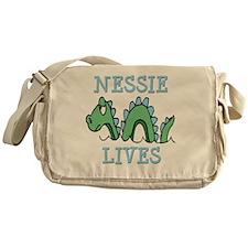 NESSIE LIVES Messenger Bag