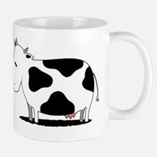 chicken and cow egg Mug