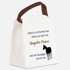 qh Canvas Lunch Bag