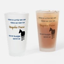 qh Drinking Glass