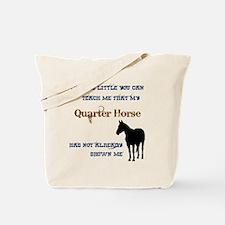 qh Tote Bag