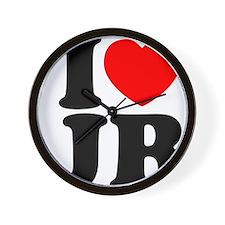 I Love Jam Bands Wall Clock
