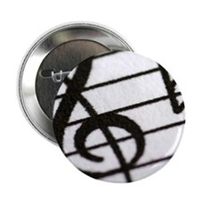 "trebel clef 2.25"" Button"