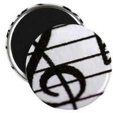 trebel clef Magnet