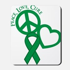 Green, Cure Mousepad