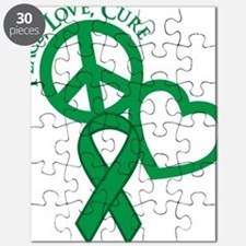 Green, Cure Puzzle