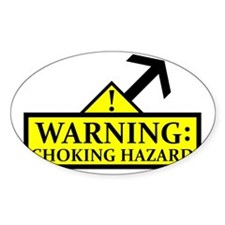 chokinghazard2 Decal