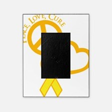 yellow, Cure Picture Frame