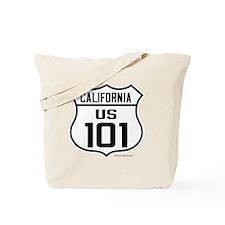 US Route 101 - California Tote Bag