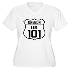 US Highway - Oreg T-Shirt
