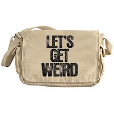 getweird Messenger Bag