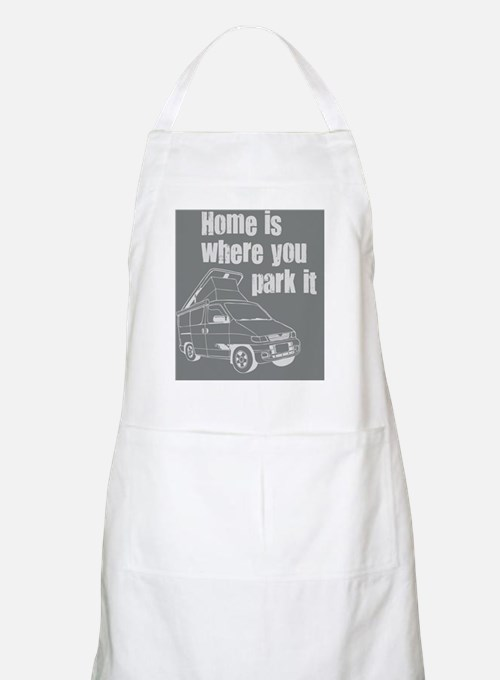 HOME IS WHERE_10x10 Apron