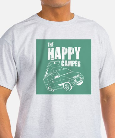 HAPPY CAMPER_10x10 T-Shirt