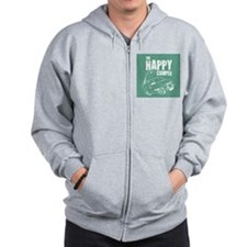 HAPPY CAMPER_10x10 Zip Hoody