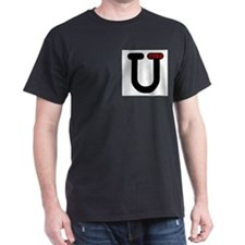 UTube Hot Red Style 3 T-Shirt