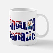 flag Anguilla fanatic Mug