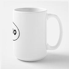 moo-oval Large Mug