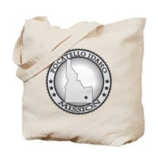 Pocatello Idaho LDS Mission Tote Bag