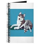 Siberian Husky and Puppy Journal