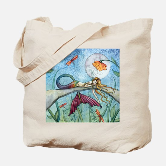 down by the pond cp Tote Bag