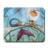 Fantasy mermaid Classic Mousepad