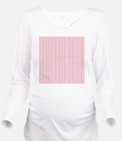 571-49.50-Shower Cur Long Sleeve Maternity T-Shirt