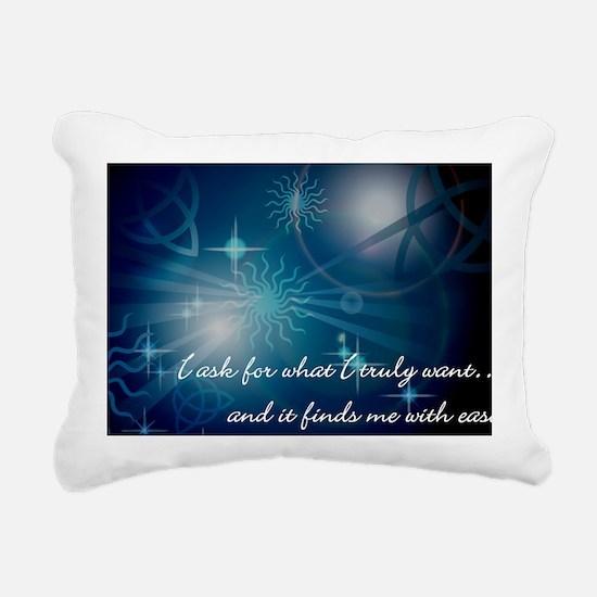 what_i_want-112011 Rectangular Canvas Pillow