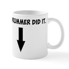 drummer10 Mug