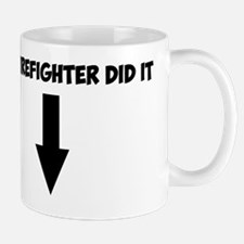 firefighter13 Mug