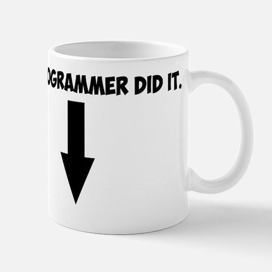 programmer32 Mug