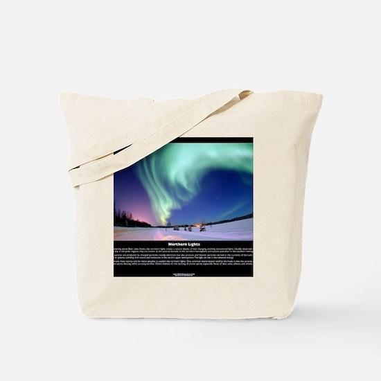 Northern_Lights_full Tote Bag