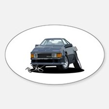 MKII Supra Toon.. Oval Decal